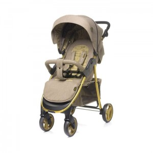 Wózek Spacerowy Rapid Premium Gold 4 Baby