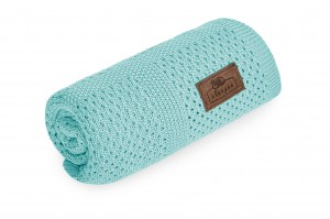 Bambusowy Kocyk Ultra Soft Perfect Sage Sleepee