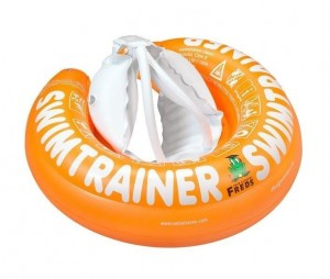 SWIMTRAINER Koło do nauki pływania 15-30kg orange Freds