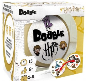 Gra Dobble Harry Potter 6+ Rebel