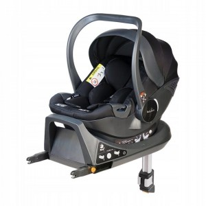 Fotelik York fix 0-13kg Black + baza isofix Baby Safe