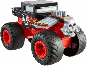 Monster Trucks Double Troubles Mattel 3+ Hot Wheels