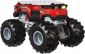 Monster Trucks 5 Alarm 3+ Hot Wheels
