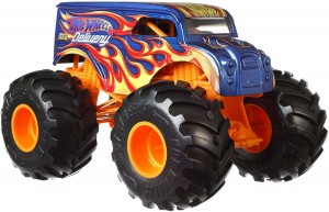 Monster Truck Delivery 3+ Hot Wheels
