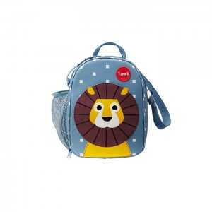 Lunch Bag dla Dzieci Lew 3+ 3 Sprouts