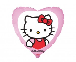 Balon foliowy Hello Kitty Godan