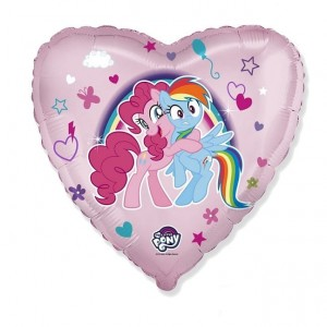 Balon foliowy My Little Pony Godan