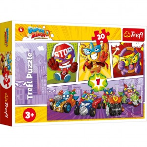 Puzzle 30 Super Zings 3+ Trefl