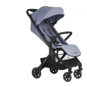 Wózek spacerowy Easywalker Jackey Steel Grey