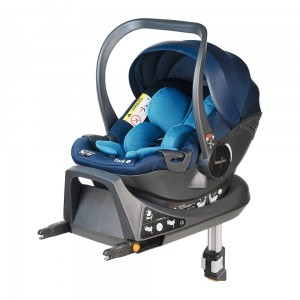 Fotelik York fix 0-13kg Blue BabySafe
