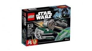 Jedi Starfighter Yody 75168 Lego Star Wars