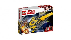 Jedi Starfighter Anakina 75214 Lego Star Wars