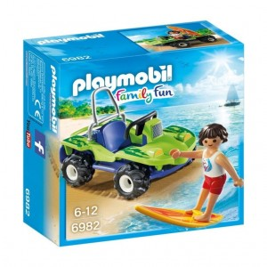 Surfer z buggy 6982 Playmobil