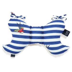 Angel's Wings Barber Sailor Strips Ecru La Millou