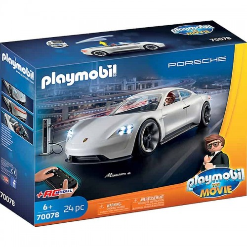 The Movie Porsche Mission E Rex'a Dasher'a 70078 Playmobil.jpg