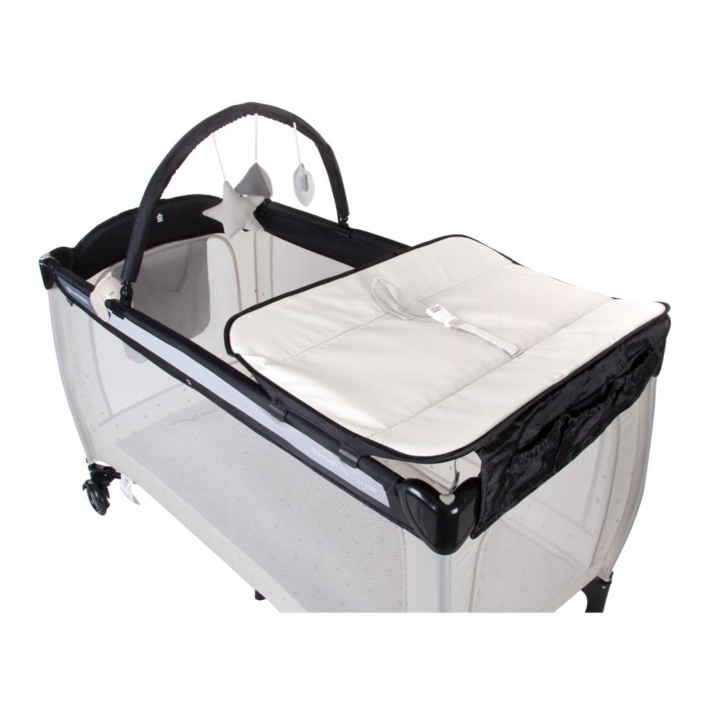 łóżeczko sun baby - przewijak dla niemomwlaka