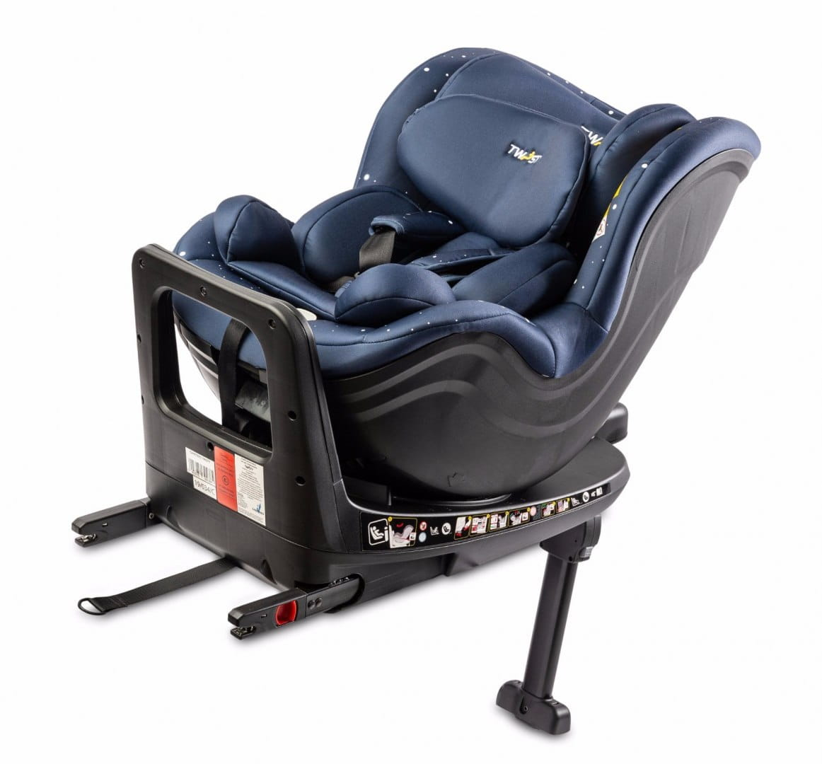 Fotelik Twisty 0-18kg Isofix Navy Caretero 2.jpg
